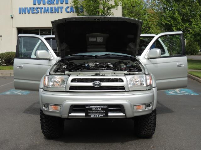 2000 Toyota 4Runner SPORT SR5 / 4X4 / Sunroof / LIFTED LIFTED - Photo 15 - Portland, OR 97217