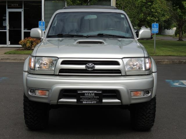 2000 Toyota 4Runner SPORT SR5 / 4X4 / Sunroof / LIFTED LIFTED - Photo 5 - Portland, OR 97217