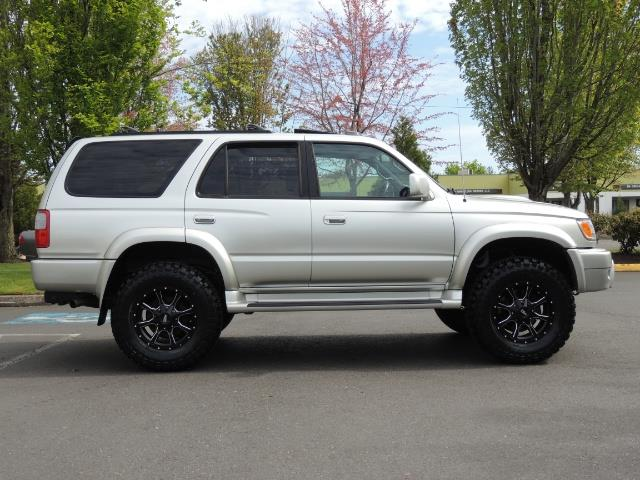 2000 Toyota 4Runner SPORT SR5 / 4X4 / Sunroof / LIFTED LIFTED - Photo 4 - Portland, OR 97217