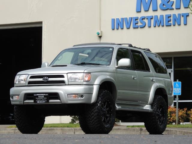 2000 Toyota 4Runner SPORT SR5 / 4X4 / Sunroof / LIFTED LIFTED - Photo 45 - Portland, OR 97217