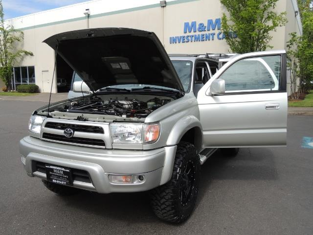 2000 Toyota 4Runner SPORT SR5 / 4X4 / Sunroof / LIFTED LIFTED - Photo 9 - Portland, OR 97217