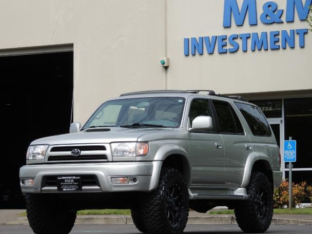 2000 Toyota 4Runner SPORT SR5 / 4X4 / Sunroof / LIFTED LIFTED - Photo 1 - Portland, OR 97217