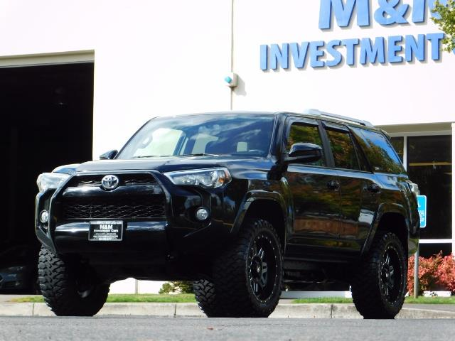 2016 Toyota 4Runner SR5 / 4WD / Navi / Backup Camera/ LIFTED LIFTED - Photo 52 - Portland, OR 97217