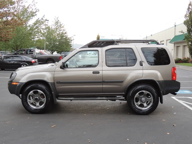 2004 nissan xterra xe 4wd suv 2 owner v6 new tires. Black Bedroom Furniture Sets. Home Design Ideas