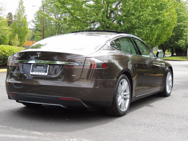 2013 Tesla Model S Signature 85kWh / Panorama Roof / Navigation / - Photo 7 - Portland, OR 97217