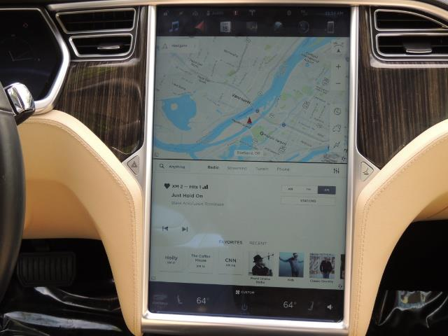 2013 Tesla Model S Signature 85kWh / Panorama Roof / Navigation / - Photo 36 - Portland, OR 97217