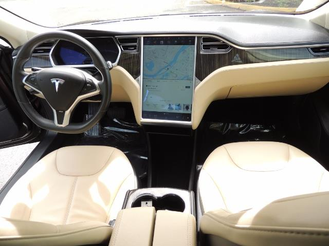 2013 Tesla Model S Signature 85kWh / Panorama Roof / Navigation / - Photo 21 - Portland, OR 97217