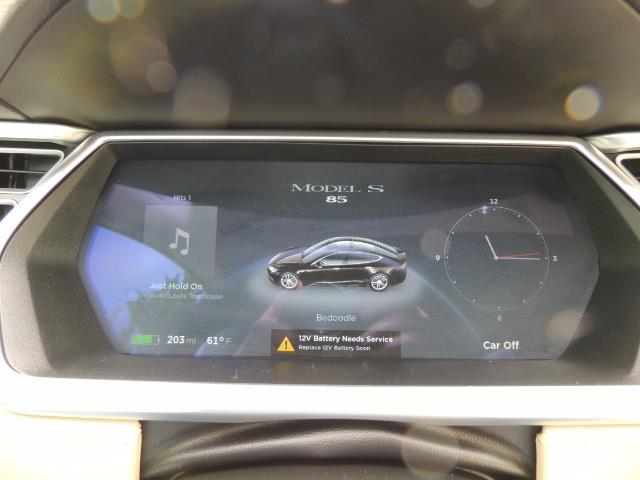 2013 Tesla Model S Signature 85kWh / Panorama Roof / Navigation / - Photo 39 - Portland, OR 97217