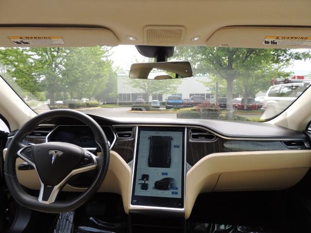 2013 Tesla Model S Signature 85kWh / Panorama Roof / Navigation / - Photo 35 - Portland, OR 97217
