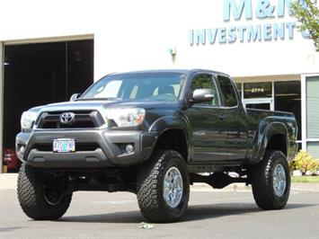 2012 Toyota Tacoma V6 / TRD SPORT / 4X4 / LIFTED LIFTED Truck