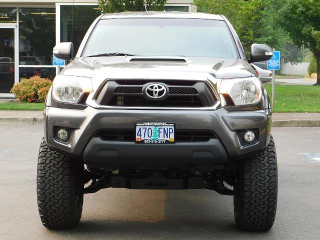2012 Toyota Tacoma V6 / TRD SPORT / 4X4 / LIFTED LIFTED - Photo 5 - Portland, OR 97217