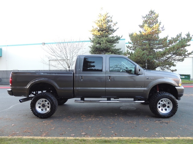 2003 ford f 250 super duty xlt 4x4 7 3l diesel lifted lifted. Black Bedroom Furniture Sets. Home Design Ideas