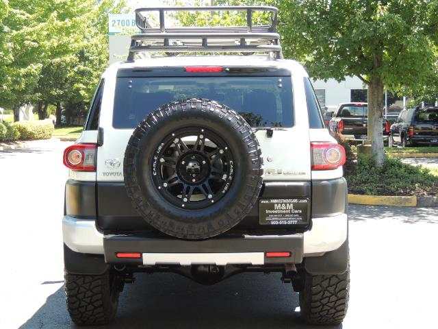 2013 Toyota FJ Cruiser 4X4 / DIFF LOCKS / LIFTED / 1-OWNER - Photo 6 - Portland, OR 97217