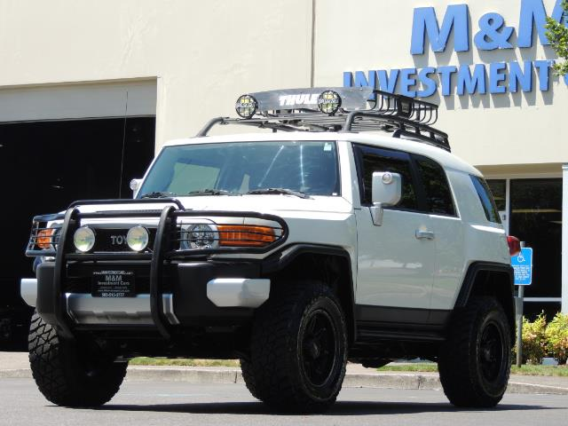 2013 Toyota FJ Cruiser 4X4 / DIFF LOCKS / LIFTED / 1-OWNER - Photo 40 - Portland, OR 97217