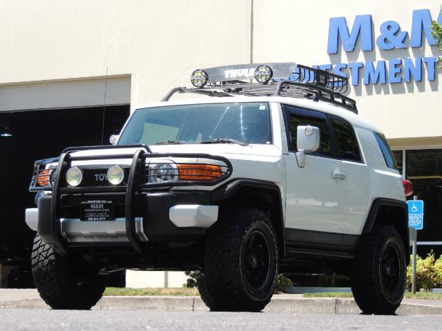 2013 Toyota FJ Cruiser 4X4 / DIFF LOCKS / LIFTED / 1-OWNER - Photo 41 - Portland, OR 97217