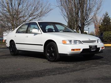 1995 Honda Accord LX Manual 5 Speed Sedan