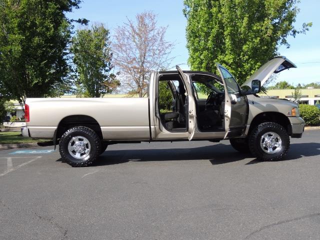 2003 Dodge Ram 2500 SLT 4dr / 4X4 / 5.9L Cummins Diesel High OutPut - Photo 29 - Portland, OR 97217