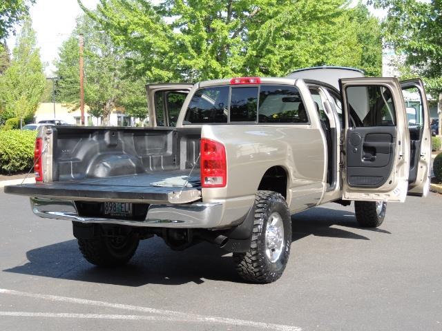 2003 Dodge Ram 2500 SLT 4dr / 4X4 / 5.9L Cummins Diesel High OutPut - Photo 28 - Portland, OR 97217