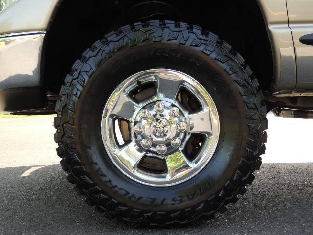 2003 Dodge Ram 2500 SLT 4dr / 4X4 / 5.9L Cummins Diesel High OutPut - Photo 23 - Portland, OR 97217