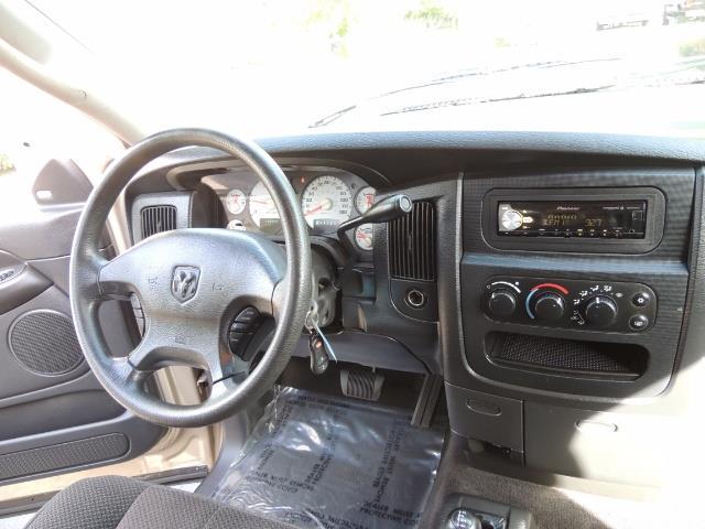 2003 Dodge Ram 2500 SLT 4dr / 4X4 / 5.9L Cummins Diesel High OutPut - Photo 19 - Portland, OR 97217