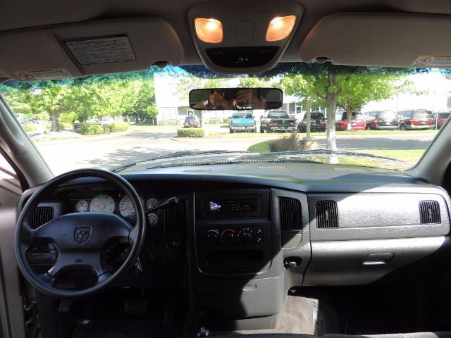 2003 Dodge Ram 2500 SLT 4dr / 4X4 / 5.9L Cummins Diesel High OutPut - Photo 33 - Portland, OR 97217