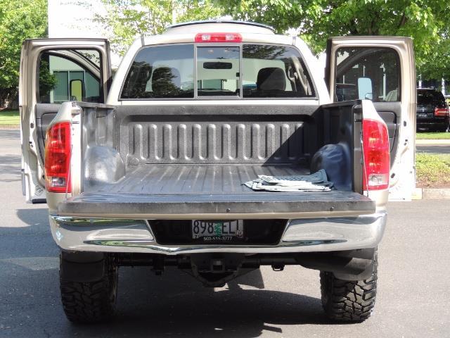 2003 Dodge Ram 2500 SLT 4dr / 4X4 / 5.9L Cummins Diesel High OutPut - Photo 22 - Portland, OR 97217