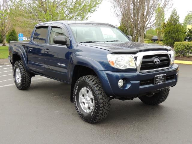 2008 toyota tacoma 4x4 double cab v6 4 0l new tires lifted. Black Bedroom Furniture Sets. Home Design Ideas