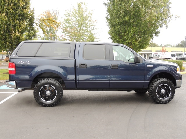 2006 ford f 150 xlt 4x4 leather canopy lifted. Black Bedroom Furniture Sets. Home Design Ideas