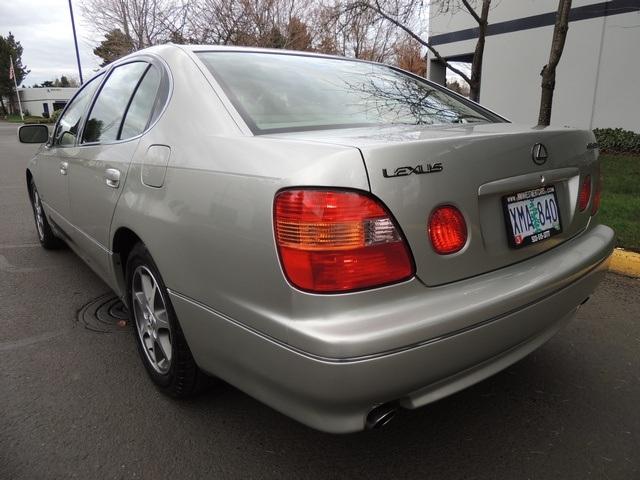 2000 Lexus GS 300 Platinum Edition / New Timing Belt / 92k miles - Photo 39 - Portland, OR 97217