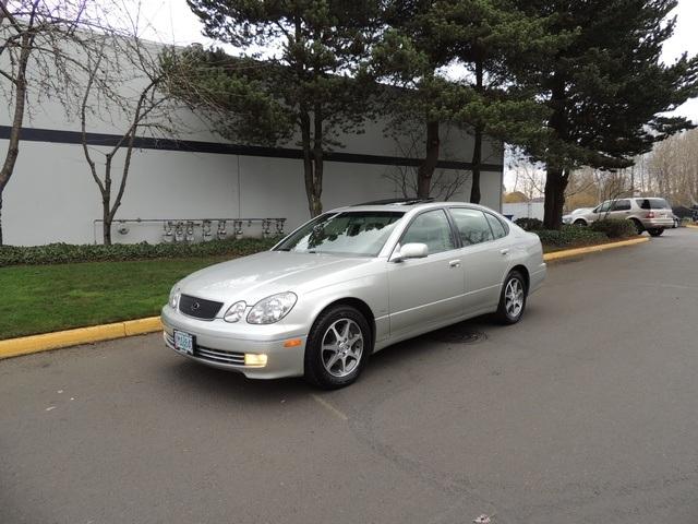 2000 Lexus GS 300 Platinum Edition / New Timing Belt / 92k miles - Photo 41 - Portland, OR 97217