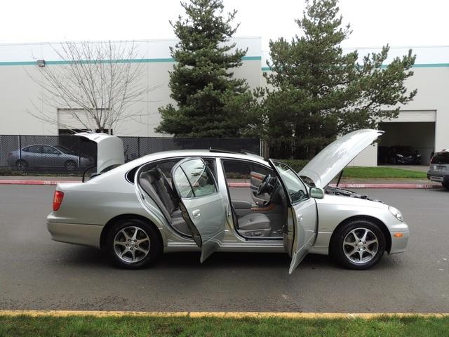 2000 Lexus GS 300 Platinum Edition / New Timing Belt / 92k miles - Photo 13 - Portland, OR 97217