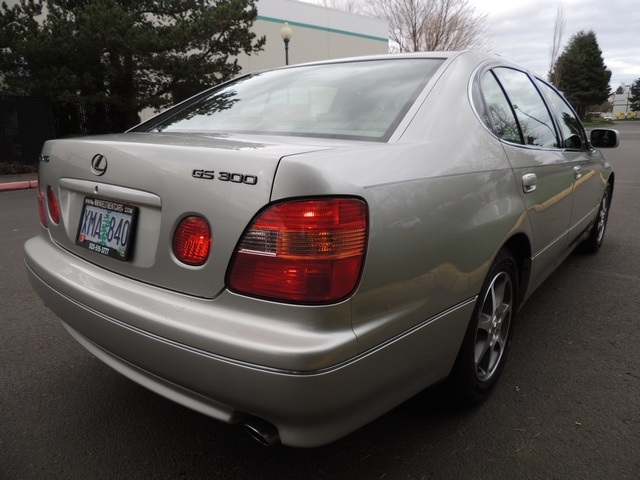 2000 Lexus GS 300 Platinum Edition / New Timing Belt / 92k miles - Photo 38 - Portland, OR 97217