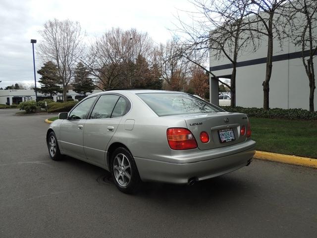 2000 Lexus GS 300 Platinum Edition / New Timing Belt / 92k miles - Photo 6 - Portland, OR 97217