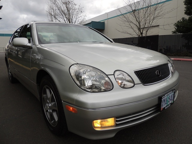2000 Lexus GS 300 Platinum Edition / New Timing Belt / 92k miles - Photo 37 - Portland, OR 97217