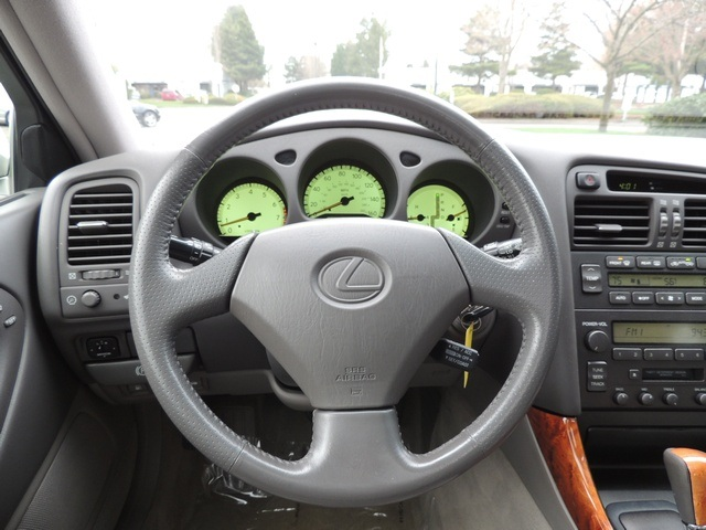 2000 Lexus GS 300 Platinum Edition / New Timing Belt / 92k miles - Photo 25 - Portland, OR 97217