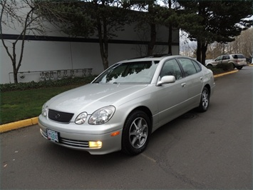2000 Lexus GS 300 Platinum Edition / New Timing Belt / 92k miles - Photo 1 - Portland, OR 97217