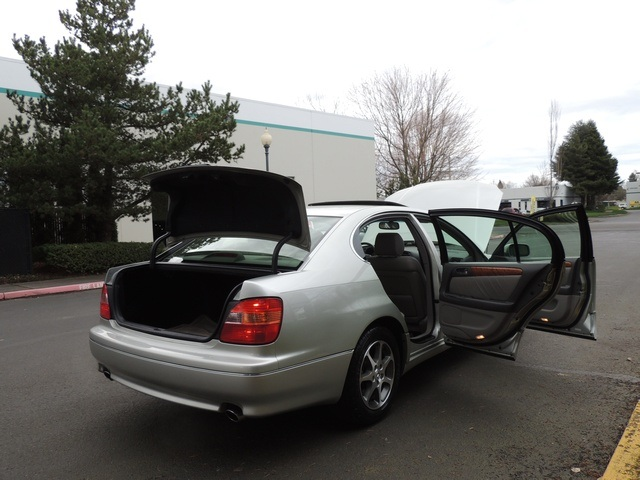 2000 Lexus GS 300 Platinum Edition / New Timing Belt / 92k miles - Photo 12 - Portland, OR 97217