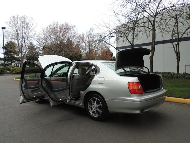 2000 Lexus GS 300 Platinum Edition / New Timing Belt / 92k miles - Photo 10 - Portland, OR 97217