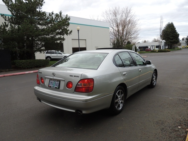 2000 Lexus GS 300 Platinum Edition / New Timing Belt / 92k miles - Photo 7 - Portland, OR 97217