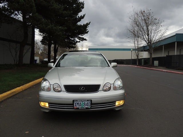 2000 Lexus GS 300 Platinum Edition / New Timing Belt / 92k miles - Photo 5 - Portland, OR 97217