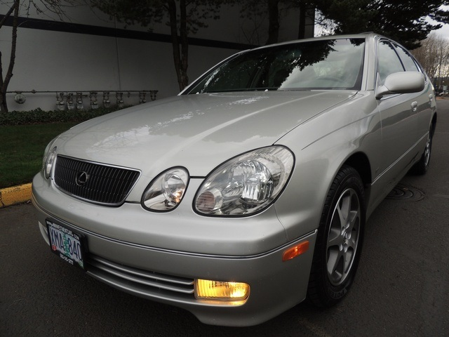 2000 Lexus GS 300 Platinum Edition / New Timing Belt / 92k miles - Photo 36 - Portland, OR 97217