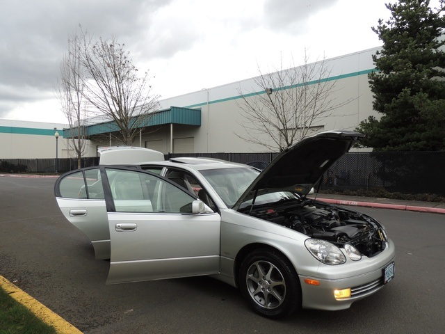 2000 Lexus GS 300 Platinum Edition / New Timing Belt / 92k miles - Photo 14 - Portland, OR 97217