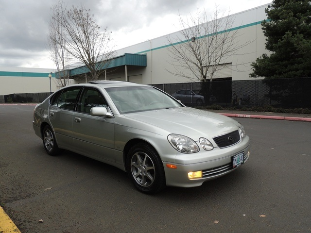 2000 Lexus GS 300 Platinum Edition / New Timing Belt / 92k miles - Photo 2 - Portland, OR 97217