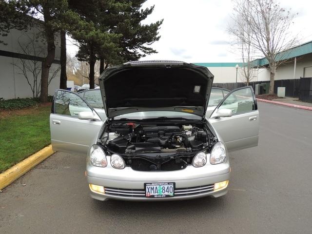 2000 Lexus GS 300 Platinum Edition / New Timing Belt / 92k miles - Photo 15 - Portland, OR 97217