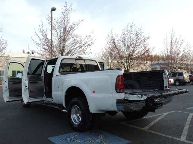 2002 ford f 350 dually crew cab long bed 7 3l diesel 1 ton. Black Bedroom Furniture Sets. Home Design Ideas