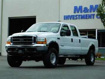 2001 Ford F-350 Super Duty XLT / 4X4 / 7.3L DIESEL / Excel Cond Truck