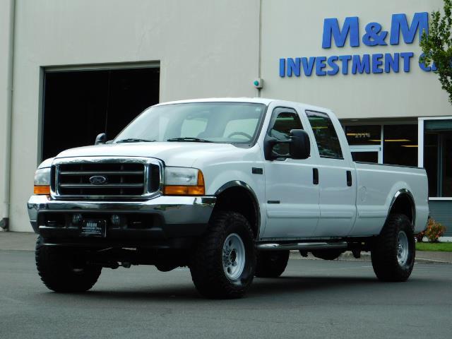 2001 Ford F-350 Super Duty XLT / 4X4 / 7.3L DIESEL / Excel Cond - Photo 42 - Portland, OR 97217
