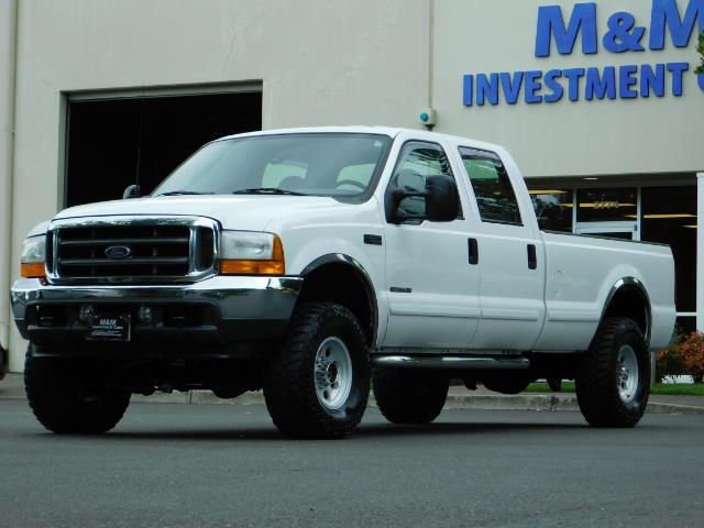 2001 Ford F-350 Super Duty XLT / 4X4 / 7.3L DIESEL / Excel Cond - Photo 41 - Portland, OR 97217