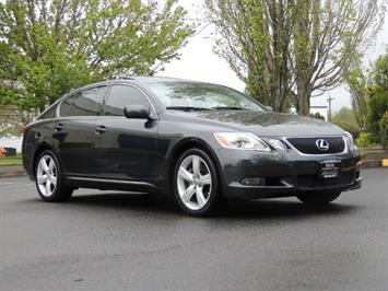 2007 Lexus GS 350 / Luxury Sport Sedan / Navigation / Back Up Ca Sedan