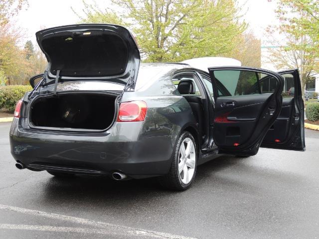 2007 Lexus GS 350 / Luxury Sport Sedan / Navigation / Back Up Ca - Photo 29 - Portland, OR 97217